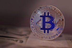 Bitcoin material coin