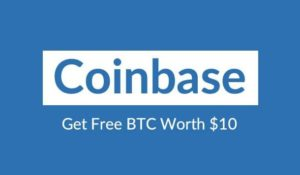 Coinbase platform to buy BTC