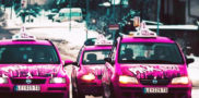 Pink Taxi. Empowering Women