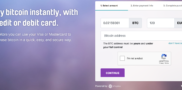 Bitcoin Purchase with Credit/Debit Cards on Abra