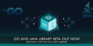 Go and Java library beta out now and what's next for IOTA client libraries