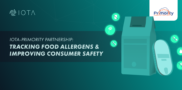 IOTA-Primority Partnership: How to improve food and consumer safety?