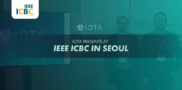 IOTA presents at IEEE ICBC in Seoul