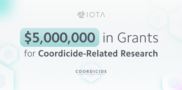 IOTA Announces $5 million in Grants for Coordicide-Related Research