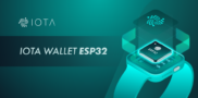 IOTA ESP32 Wallet
