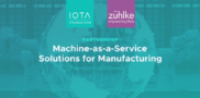 IOTA and Zühlke Partner up to Accelerate Machine-as-a-Service Solutions
