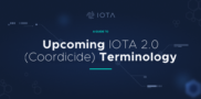 A Guide to Upcoming IOTA 2.0 (Coordicide) Terminology